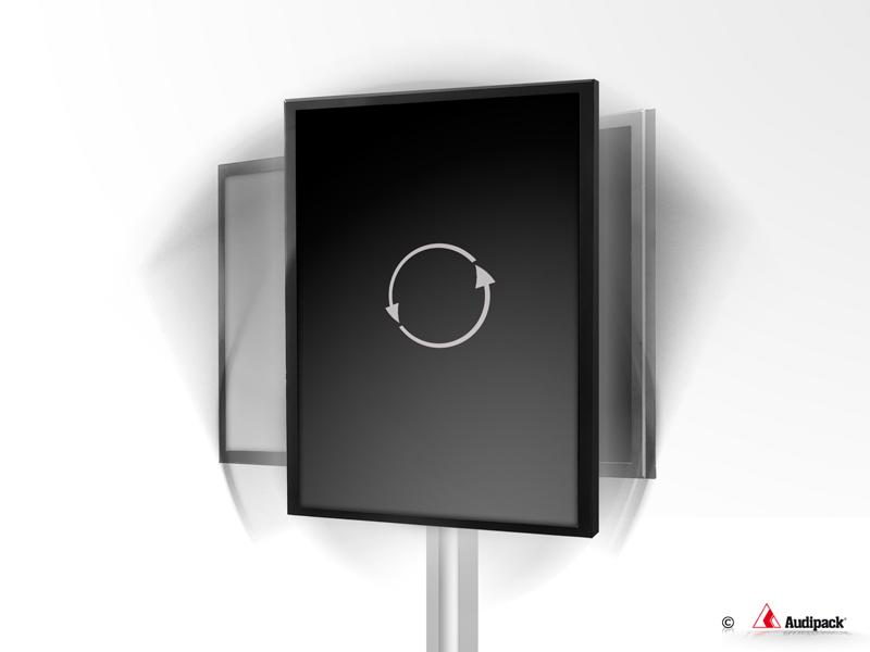 touchscreen monitor hire nec Birmingham portrait