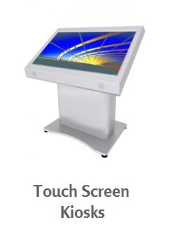 T11 Touchscreen 42 inch kiosk