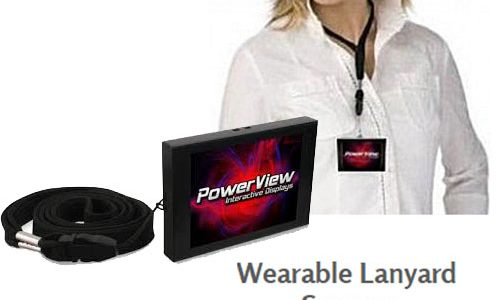 wearable-lanyard-screens-video-badge-hire