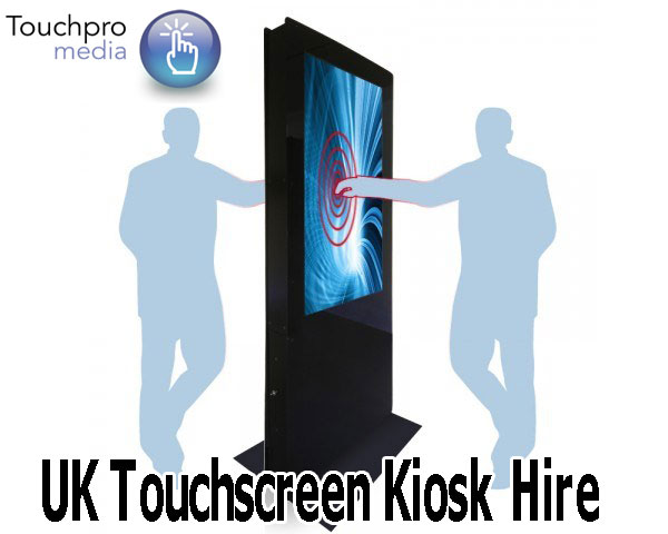 vertical-upright-totem-touchscreen-kiosk-hire-uk